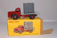 1950's Dinky #34B, Berliet Container Truck with Original Box
