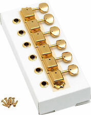Fender USA Vintage Series '50s Style Gold Tuners Set, 0992040200