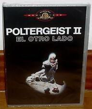 POLTERGEIST II EL OTRO LADO DVD NUEVO PRECINTADO FICCION TERROR (SIN ABRIR) R2