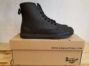 NEW IN THE BOX DR MARTENS SHERIDAN BLACK 24161001 BOOTS FOR WOMEN