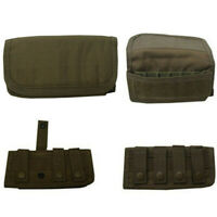 Tan Molle Tactical Shotgun Ammo Pouch