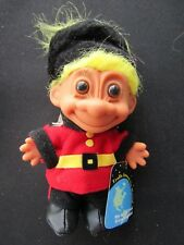 Vintage Trolls Around the World Lucky Troll from England C2-6