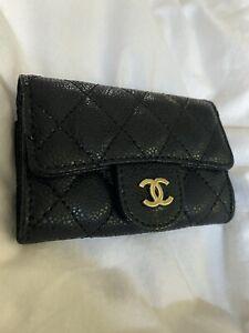 Chanel Card wallet / Purse