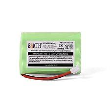 Bakth 900mAh 3.6V ni-MH Reemplazo Batería para Motorola MBP33 MBP36 MBP33S MBP3