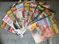 Plastic Canvas Magazine! Back Issues 11 12 13 14 15 16 17 18 19 20 1990-1992
