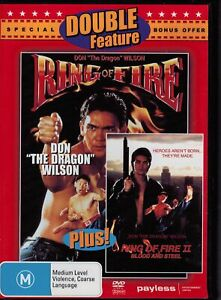 Ring of Fire & Ring of Fire 2 DVD