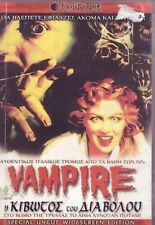 I vampiri (LUST OF THE VAMPIRE)  Gianna Maria Canale , Carlo D'Angelo DVD