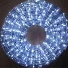 LED Lichtschlauch Lichterschlauch 10m weiß BA11650