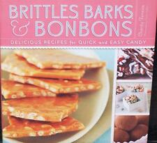 BRITTLES, BARKS, & BONBONS BY CHARITY FERREIRA