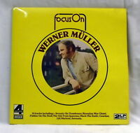 Werner Müller - Focus On - Phase 4 Stereo vinyl DOUBLE LP FOS 17/18 EX / EX