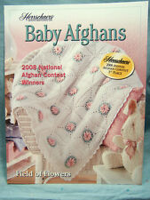 HERRSCHNERS BABY AFGHANS 2008 NATIONAL CONTEST WINNERS CROCHET KNIT PATTERN BOOK