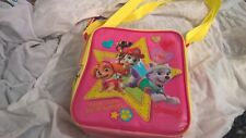 Girls Paw Patol Skye, Lunch Bag Insulated Zipped School Lunch NEW Gift