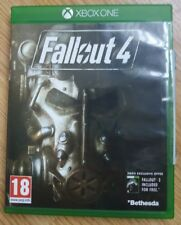 Fallout 4 - XBox One - Fantastic Game with Poster - FREEPOST UK