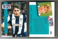 PROSET Pro Set 1990-91 football cards – VARIOUS Teams O to W