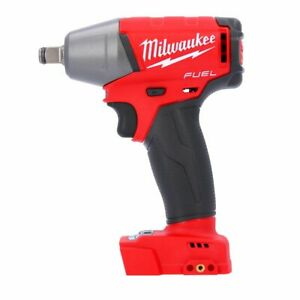 """Milwaukee M18FIWF12-0 M18 FUEL 1/2"""" Impact Wrench With Friction Ring Body Only"""