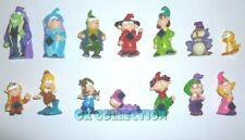 KINDER FERRERO MERENDE _ I MAGICANTI serie completa 14 pezzi.