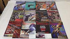Lot of 12 American Rifleman Magazine 2010