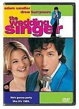 The Wedding Singer (DVD, 2010) new and sealed freepost