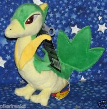 Servine Pokemon Plush Doll Toy by Jakks Pacific Brand USA Seller New with Tags