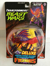 Injector Transformers Beast Wars Deluxe Fuzors Evil Predacon Kenner figure toy