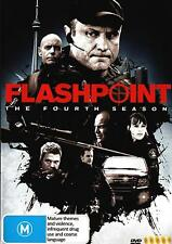 Flashpoint - Season 4 DVD [New/Sealed] AU Release In Stock Now
