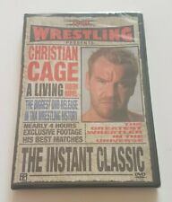 TNA Impact Wrestling Christian Cage The Instant Classic DVD