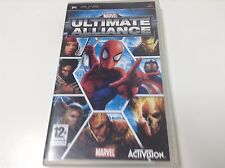 MARVEL ULTIMATE ALLIANCE  . Pal España...Envio Certificado..Paypal