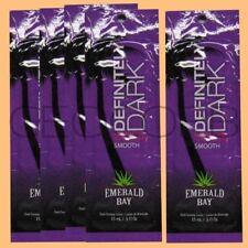 5 Emerald Bay Emerald Bay Definitely Dark Intensifier Packet Lotion Sample