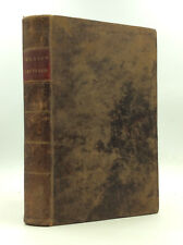 LECTURES ON RHETORIC AND BELLES LETTRES by Hugh Blair - 1826