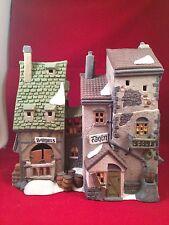 Dept 56 Dickens Village Series Oliver Twist Fagin's Hide-A-Way Retired #5552-2