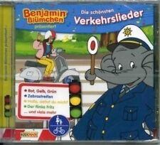Benjamin Blümchen - Die schönsten Verkehrslieder – Schöne Musik-CD