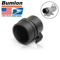 Front Lens KillFlash Honeycomb Scope Metal Mesh Cover Protector For ACOG Scope