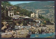 IMPERIA BORDIGHERA 117 CAPO AMPELIO - RISTORANTE PININ Cartolina viaggiata 1970