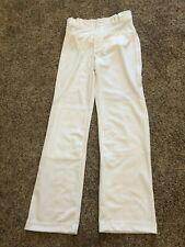 Champro Sports White Baseball Softball Pants Adult Small Used