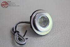 Amber LED Fastener Custom Auxillary Accent Indicator Marker Light Hot Rod Truck