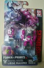2017- TRANSFORMERS POWER OF THE PRIMES Prime Master LIEGE MAXIMO SKULLGRIN NEW!