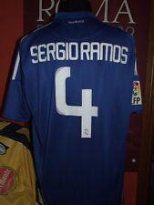 SERGIO RAMOS REAL MADRID 2008 MAGLIA SHIRT CALCIO FOOTBALL MAILLOT JERSEY SOCCER