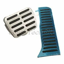 LHD Fuel Gas Brake Foot Rest Pedal for Tiguan AO Q3 Touran AT Plate Cover Pad