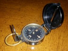 WWII W & L E Gurley US Army Compass Officers Inscribed Lennard Pearson P6133