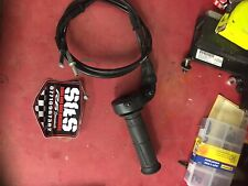 Kawasaki Zx6r 636 600 2009-2019 Throttle Assembly And Cables