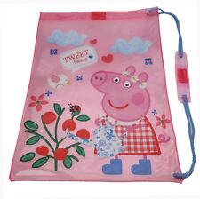 Peppa Pig Swimbag Abc2 Swim Bag Backpack Pepper