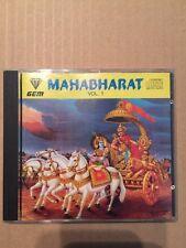 Mahabharata - Vol. 1 Gem 1988 Mega Rare Bollywood Hindu Devotional 1st CD