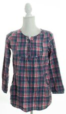 MINI BODEN Country Style Plaid Dress Size 11 - 12 Years
