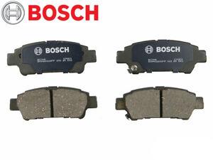 Bosch BS729 Blue Drum Brake Shoe Set for 1998-03 Toyota Sienna REAR