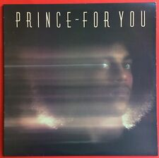 Prince For You LP with Inner sleeve 1978 Original Excellent Condition