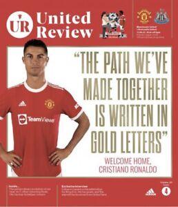 Manchester United v Newcastle United - FA Premier League - 11 September 2021