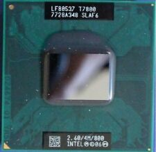 Intel Core 2 Duo SLAF6 T7800 2,60GHz/4Mb/800MHz FSB Processore CPU Notebook P71