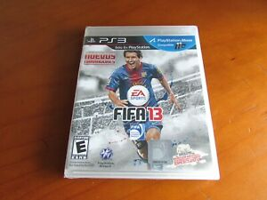 PS3 EA Sports Fifa 13 Brand New Factory Sealed