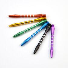 6 PCs Aluminum Darts 2ba Shafts 6 Colors Medium Harrows Dyxl Throwi Dart CA