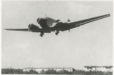 Junkers  Vintage  Tirage argentique  13x19  Circa 1960